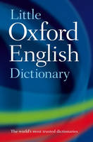 Little Oxford English Dictionary (Hardback)