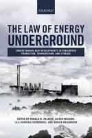 The Law of Energy Underground