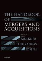 The Handbook of Mergers and Acquisitions (Paperback)