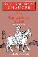 Oxford Guides to Chaucer: The Canterbury Tales - Oxford Guides to Chaucer (Paperback)