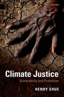 Climate Justice: Vulnerability and Protection (Hardback)