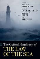 The Oxford Handbook of the Law of the Sea - Oxford Handbooks (Hardback)