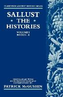 The Histories: Volume 1 (Books i-ii) - Clarendon Ancient History Series (Paperback)