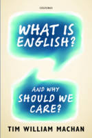 What is English?: And Why Should We Care? (Paperback)