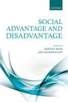 Social Advantage and Disadvantage (Hardback)
