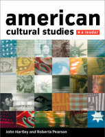 American Cultural Studies: A Reader (Paperback)