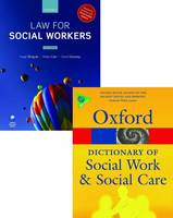 Law for Social Workers & a Dictionary of Social Work and Social Care Pack