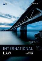 International Law (Paperback)