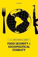 Food Security and Sociopolitical Stability (Paperback)