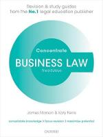 Business Law Concentrate