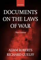 Documents on the Laws of War (Paperback)