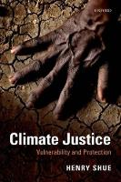 Climate Justice: Vulnerability and Protection (Paperback)