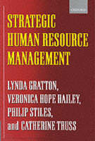 Strategic Human Resource Management: Corporate Rhetoric and Human Reality (Paperback)