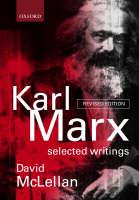 Karl Marx: Selected Writings (Paperback)