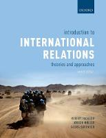 Introduction to International Relations: Theories and Approaches (Paperback)
