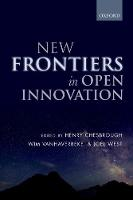 New Frontiers in Open Innovation (Paperback)