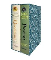 The Little Oxford Gift Box: Little Oxford Dictionary of Quotations; Little Oxford Dictionary of Proverbs