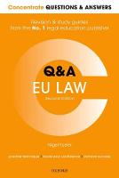 Concentrate Questions and Answers EU Law