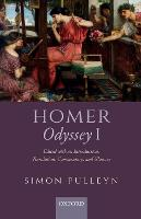 Homer, Odyssey I: Edited with an Introduction, Translation, Commentary, and Glossary (Paperback)
