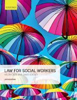 Law for Social Workers (Paperback)