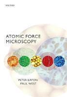 Atomic Force Microscopy (Paperback)