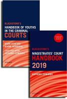 Blackstone's Magistrates' Court Handbook and Blackstone's Youths in the Criminal Courts Pack