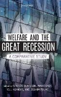 Welfare and the Great Recession: A Comparative Study (Hardback)