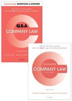 Company Law Revision Concentrate Pack