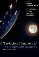 The Oxford Handbook of Interdisciplinarity - Oxford Handbooks (Paperback)