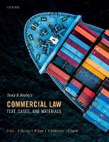 Sealy and Hooley's Commercial Law