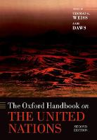 The Oxford Handbook on the United Nations (Paperback)