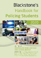 Blackstone's Handbook for Policing Students 2020