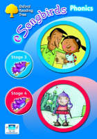 Oxford Reading Tree: Levels 3-4: e-Songbirds Phonics: CD-ROM Unlimited-User Licence (CD-ROM)