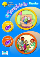 Oxford Reading Tree: Stages 5-6: e-songbirds Phonics: CD-ROM Single-user Licence (CD-ROM)