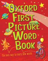 Oxford First Picture Word Book (Paperback)