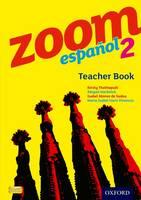 Zoom espanol 2 Teacher Book (Paperback)