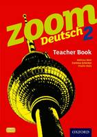 Zoom Deutsch 2 Teacher Book (Paperback)
