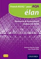 Elan: Pour AQA Resource & Assessment Oxbox CD-ROM (CD-ROM)