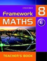 Framework Maths: Year 8 : Extension Teacher's Book (Paperback)