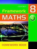 Framework Maths : Year 8 Core Homework Book (Paperback)