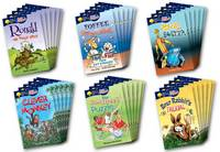 Oxford Reading Tree: All Stars: Pack 3: Class Pack (36 Books, 6 of Each Title) (Paperback)