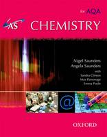 AS Chemistry for AQA Student Book (Paperback)