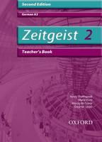 Zeitgeist: 2: A2 Teacher's Book - Zeitgeist (Paperback)