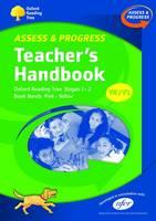 Oxford Reading Tree: YR/P1: Assess and Progress: Teacher's Handbook (Spiral bound)