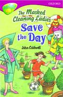 Oxford Reading Tree: Level 10: Treetops Stories: the Masked Cleaning Ladies Save the Day (Paperback)