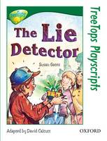 Oxford Reading Tree: Level 12: Treetops Playscripts: The Lie Detector