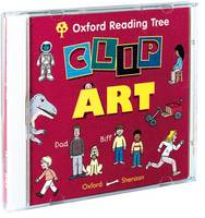 Oxford Reading Tree: Stages 1-9: Clip Art CD-ROM (CD-ROM)