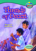 Oxford Reading Tree: Levels 15-16: Treetops True Stories: Threads of Deceit (Paperback)