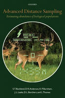 Advanced Distance Sampling: Estimating abundance of biological populations (Paperback)