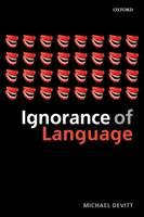 Ignorance of Language (Paperback)